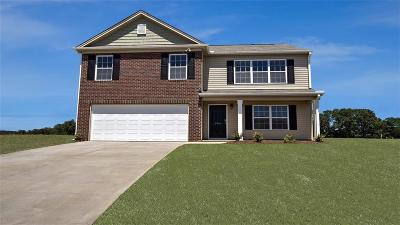 Pelzer Single Family Home For Sale: 113 Rogers Knoll Lane