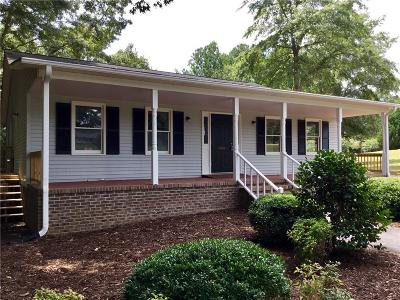 Anderson Single Family Home For Sale: 3620 E River Street