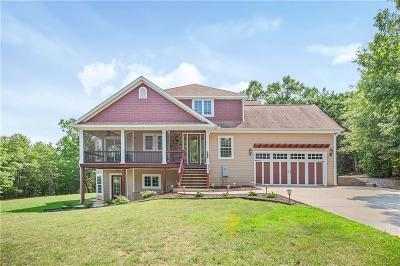 Single Family Home For Sale: 163 Shore Crest Drive