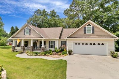 Seneca SC Single Family Home For Sale: $439,900