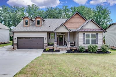 Easley Single Family Home For Sale: 23 Woodhaven Way