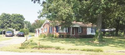 Anderson Single Family Home For Auction: 3405 Comanche Street
