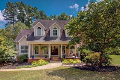Pickens County Single Family Home For Sale: 103 Weatherstone Drive