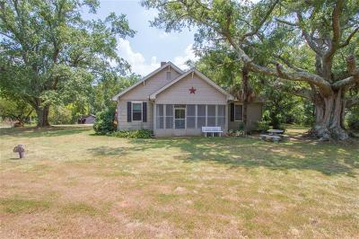 Townville Single Family Home For Sale: 110 Hopkins Road