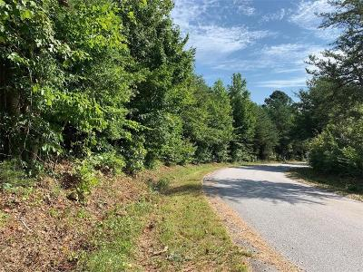 Oconee County, Pickens County Residential Lots & Land For Sale: 00 Capps Road