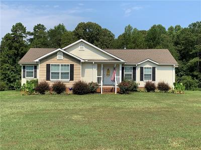 Abbeville County Single Family Home For Sale: 723 Willie Kay Road