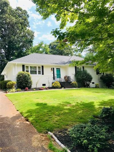 Homes for Sale in Greenville, SC