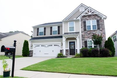 Simpsonville Single Family Home For Sale: 47 Chapel Hill Lane