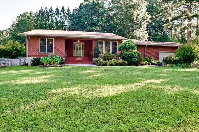 Clemson Single Family Home For Sale: 105 Creekview Drive