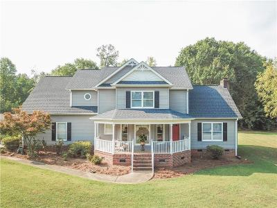 Clemson Single Family Home For Sale: 212 Shaftsbury Road