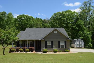 Single Family Home For Sale: 127 Zana Lane