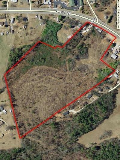 Oconee County, Pickens County Residential Lots & Land For Sale: 730 S Oak Street/Junkyard Drive Street