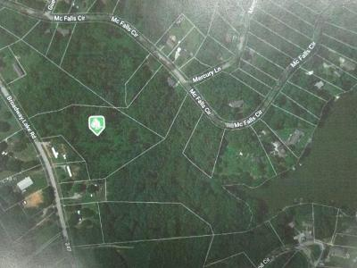 Anderson County Residential Lots & Land For Sale: 1225 Broadway Lake Road