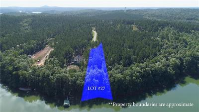 Residential Lots & Land For Sale: Lot 27 Mountain Vista Drive