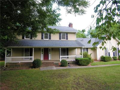 Clemson Single Family Home For Sale: 311 Monaco Circle