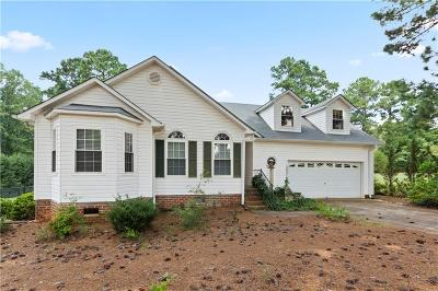 Anderson SC Single Family Home For Sale: $220,000
