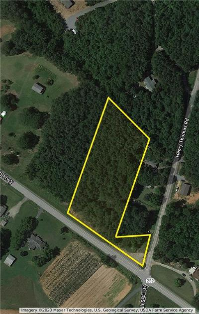 Anderson County Residential Lots & Land For Sale: 252 Highway