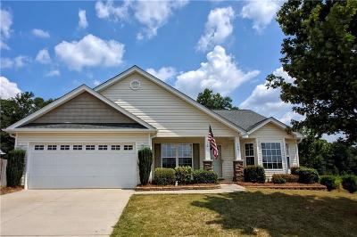 Anderson Single Family Home For Sale: 109 Tropical Way
