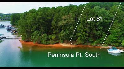 Residential Lots & Land For Sale: Lot 81 Peninsula Pointe South