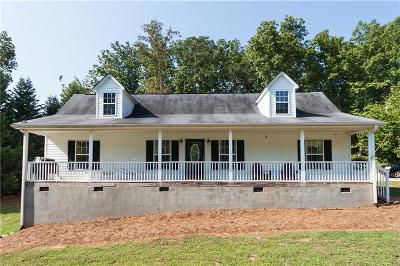 Pickens Single Family Home For Sale: 534 Pleasant View Road