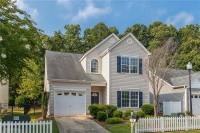 Easley Single Family Home For Sale: 117 Ledgewood Way