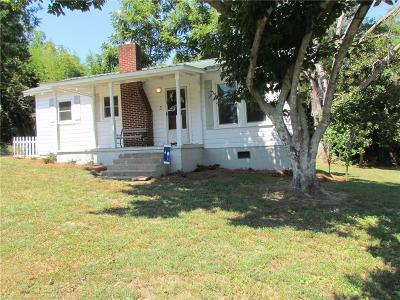 Pelzer Single Family Home For Sale: 3 Burkett Street