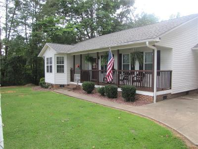 Easley Single Family Home For Sale: 188 Duncan Road