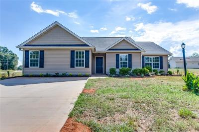 Anderson SC Single Family Home For Sale: $199,000