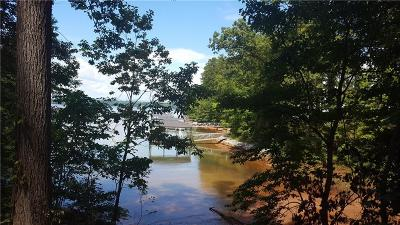 Oconee County, Pickens County Residential Lots & Land For Sale: 00 Marina Bay Drive