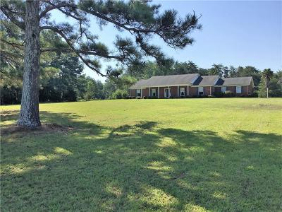 Anderson County Single Family Home For Sale: 3809 Hwy 29 S. Highway