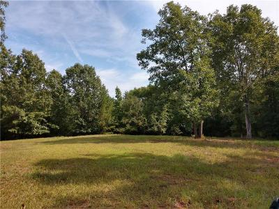 Anderson County Residential Lots & Land For Sale: 167 D B R Road