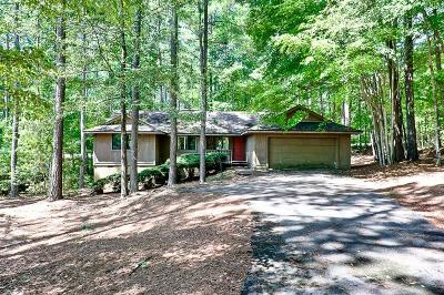 Keowee Key Single Family Home For Sale: 18 Fair Wind Drive