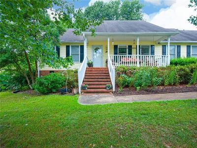 Single Family Home For Sale: 311 Keithwood Drive