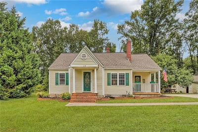 Anderson County Single Family Home For Sale: 228 Washington Circle