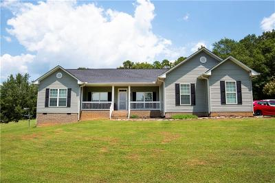 Abbeville County Single Family Home For Sale: 5998 252 Highway