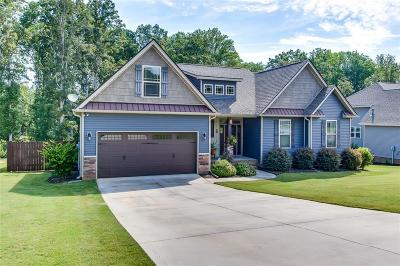Anderson County Single Family Home For Sale: 19 Woodhaven Way