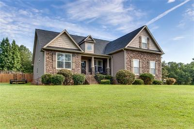 Anderson County Single Family Home For Sale: 1102 White Road