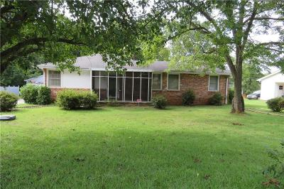 Anderson County Single Family Home For Sale: 110 Comet Street