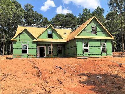 Anderson County Single Family Home For Sale: 1517 Durham Road