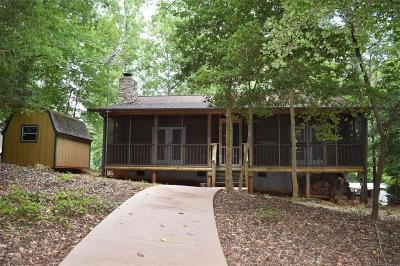 Anderson County Single Family Home For Sale: 331-A Hopkins Road