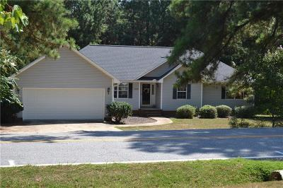 Single Family Home Contract-Take Back-Ups: 1535 Providence Church Road