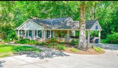 Abbeville County Single Family Home For Sale: 5 Lindsay Lane