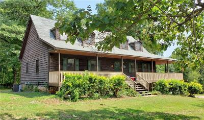 Anderson Single Family Home For Sale: 8701 Abbeville Highway