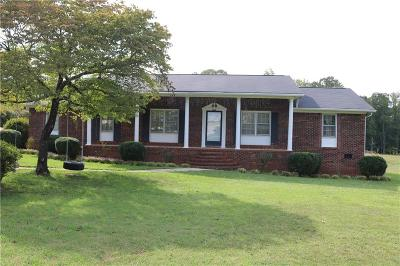 Anderson Single Family Home For Sale: 4809 81 N Highway