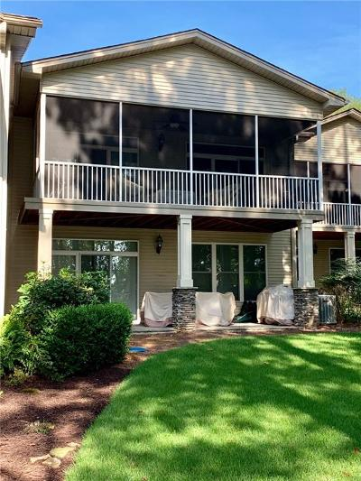 Townhouse Contract-Take Back-Ups: 111 Hammock Court