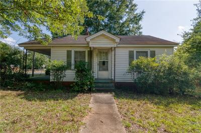 Anderson Single Family Home For Sale: 501 Manley Drive