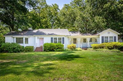 Anderson Single Family Home For Sale: 202 Oneal Drive