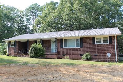 Anderson County Single Family Home For Sale: 1015 Mouchet Circle
