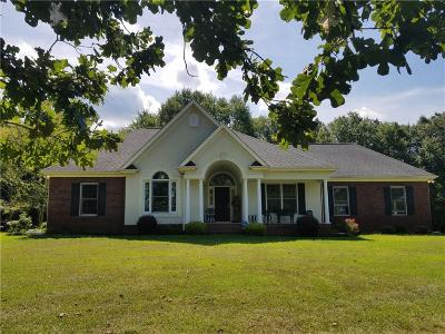 Anderson County Single Family Home For Sale: 575 Troy Murdock Road