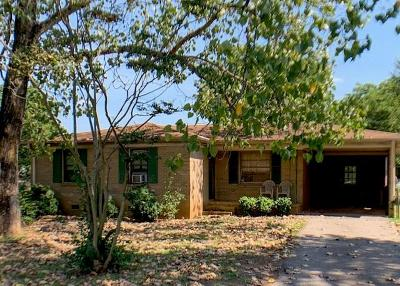 Anderson Single Family Home For Sale: 706 Woodmont Circle